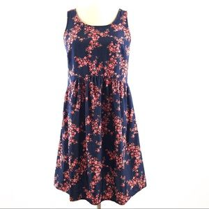 Old Navy Floral Fit & Flare Summer Dress